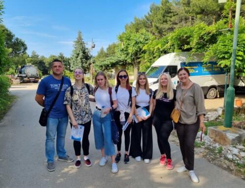Posjet UPOV-u Talijanske srednje škole Rovinj