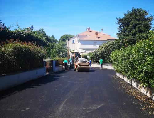 Završen prvi dio izgradnje fekalne kanalizacije u ulici V.Š. Paje, prolaz M. Macana i prolaz M. Maretić